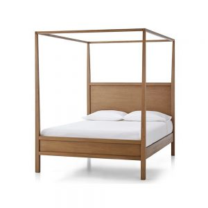 Ashley Queen Bed, 167W x 212D x 200H cm