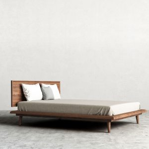Astor Bed Queen, 160W x 200D cm