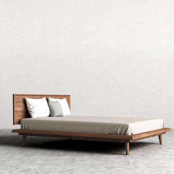 Astor Bed Queen, 160W x 200D cm