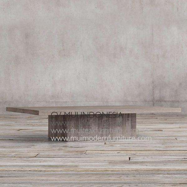 I Leg Coffee Table, 140W x 70D x 38H cm