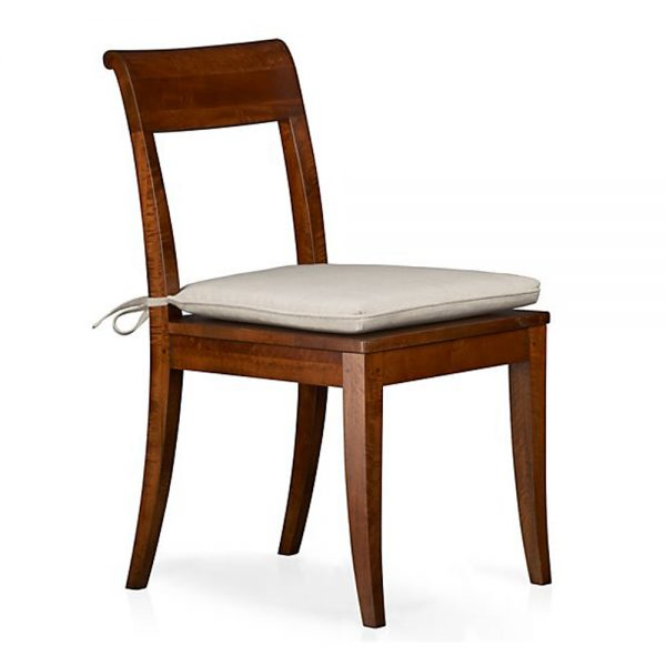 Inpress Teak Dining Chair, 50W x 58D x 88H cm