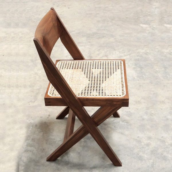 Jeana Library Chair, W45 x D47 x H76 cm