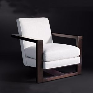 Kaku Chair Teak Brown, 78W x 88D x 79H cm