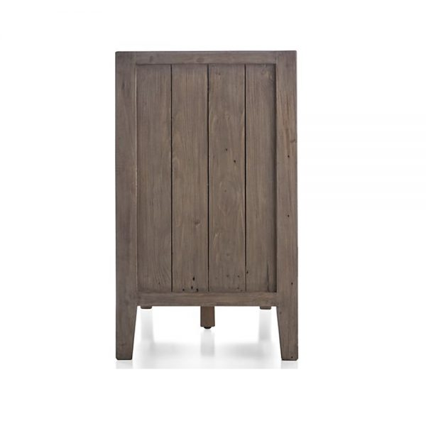 Keana Sideboard 2 Door teak Grey