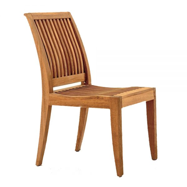 Lagone Dining Side Chair, 48W x 58D x 89H cm