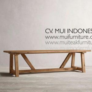 Leg A Table Teak wood