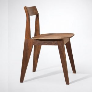 Leg Chair, 47W x 50D x 73H cm