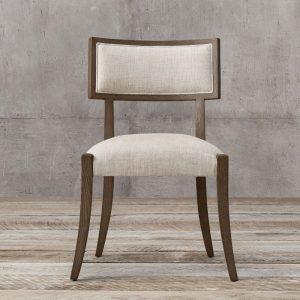 Noni Teak Dining Chair, 58W x 60D x 86H cm