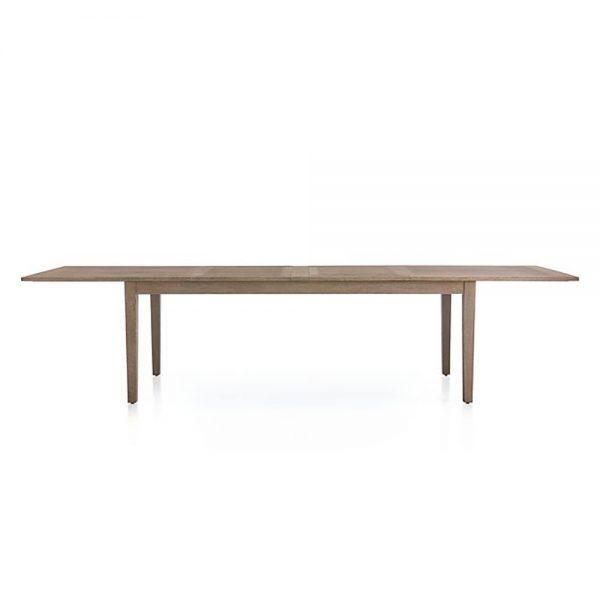 Regina Grey Dininng Table Extension