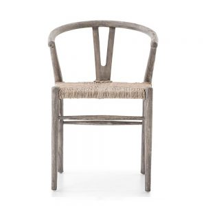 V Back Dining Chair, 56W x 57D x 99H cm