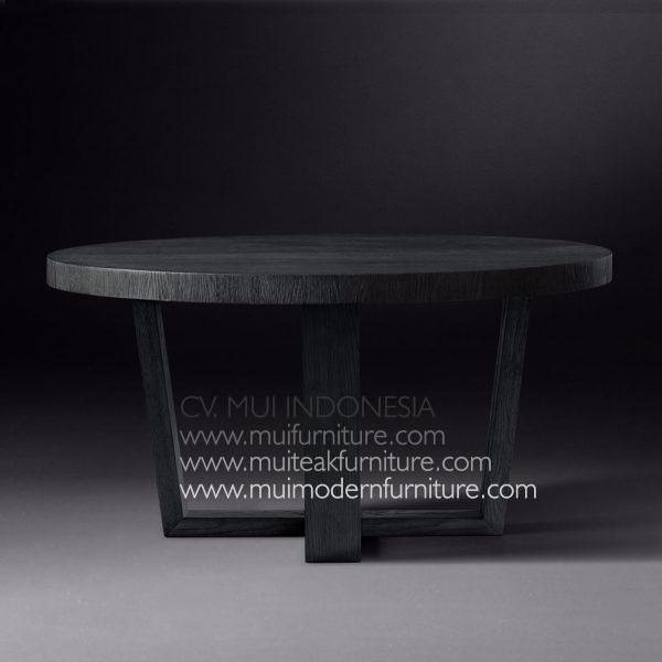 Wina Round Teak Table